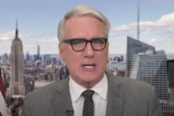 Keith Olbermann Says Trump Should be Put to Death